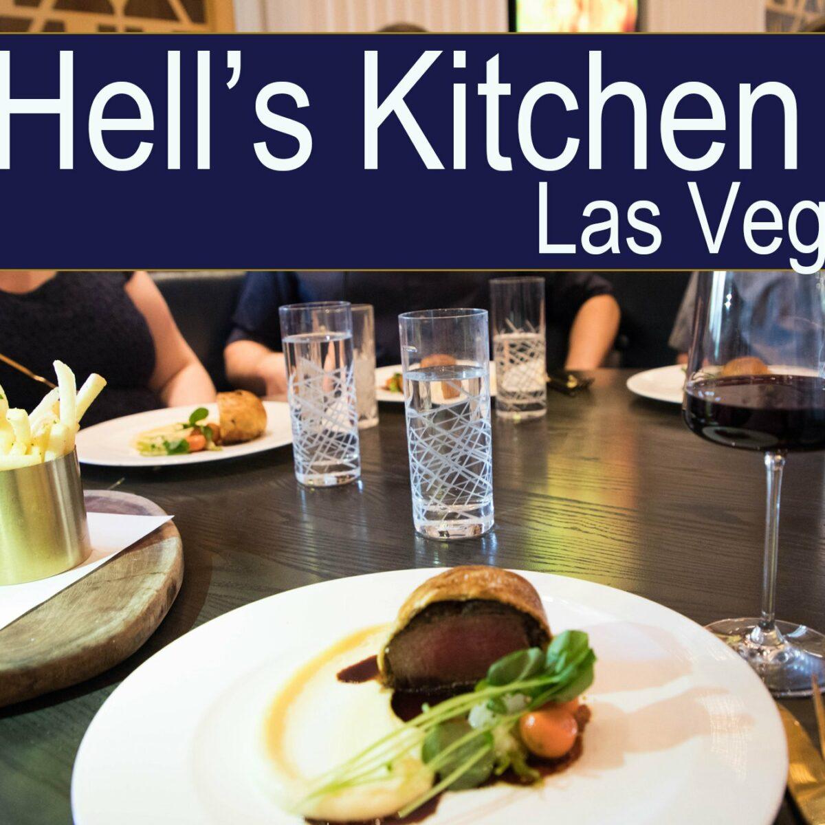 Gordon Ramsay S Las Vegas Hell S Kitchen Review